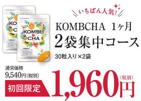 定期購入【初回限定1,960円・2袋集中コース】の値段