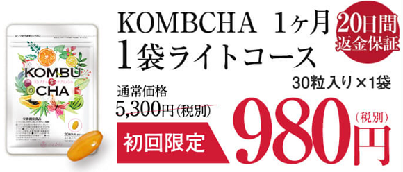 定期購入【初回限定980円・1袋ライトコース】の値段